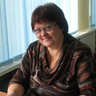 Шалина Татьяна Михайловна