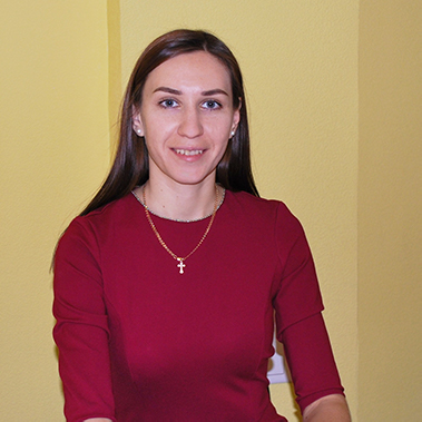 Пономарева Анастасия Владимировна