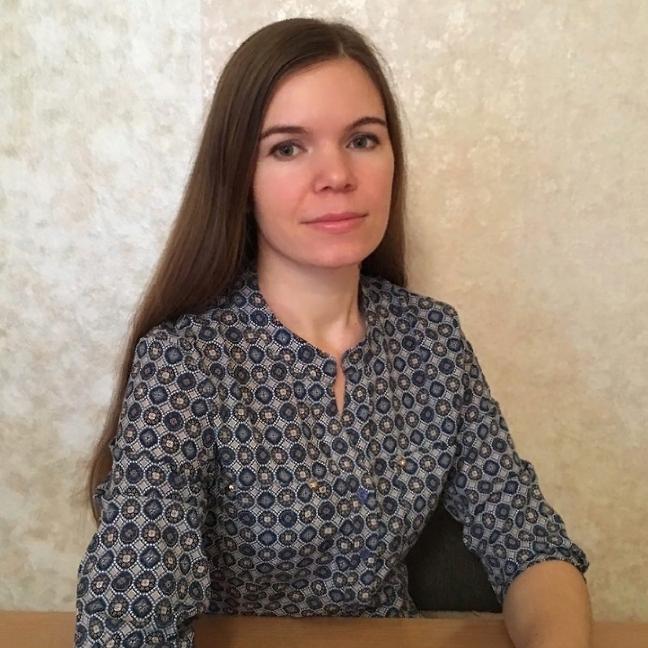 Желудкова Вера Сергеевна